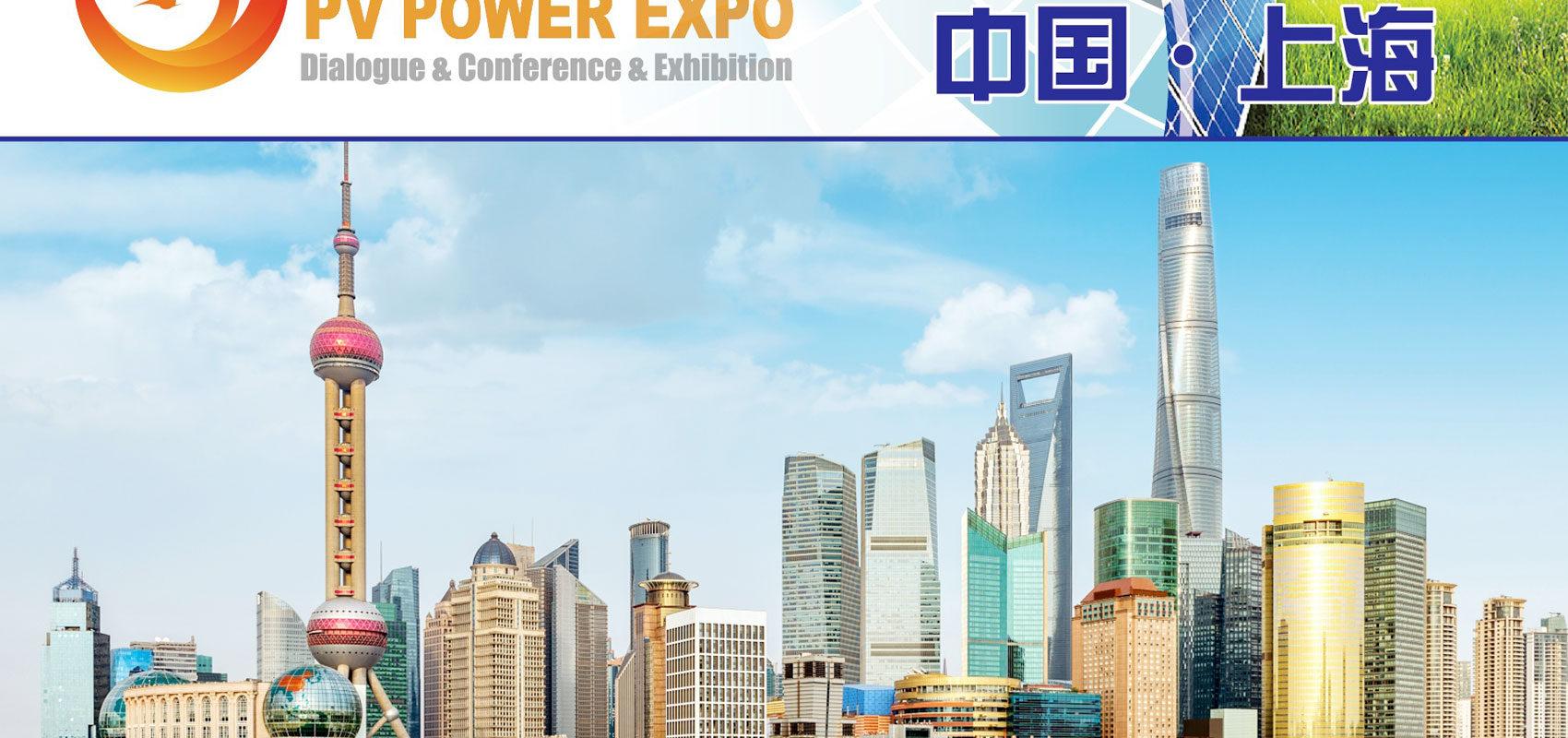 SNEC Shanghai – Maggio 2018