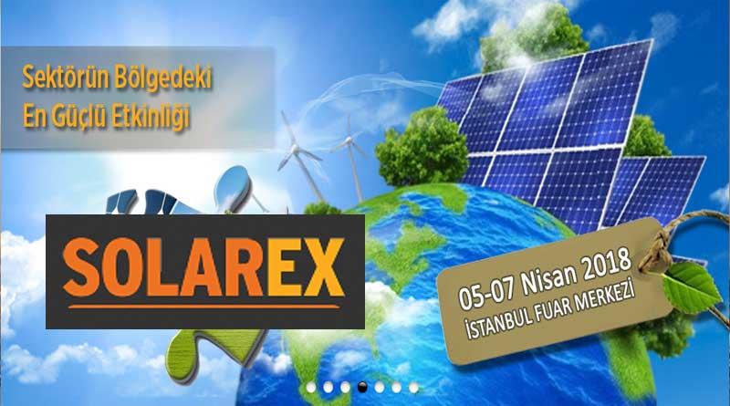 Solarex Istanbul – Aprile 2018